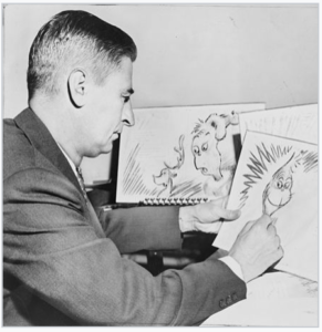 Dr-Seuss-Child-author